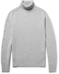 Cashmere rollneck sweater medium 4470367
