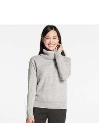 Uniqlo Cashmere Turtleneck Sweater