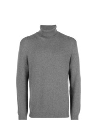 Massimo Alba Cashmere Turtleneck Sweater