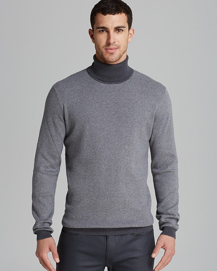 Hugo Boss Hugo Sanel Knit Turtleneck Sweater | Where to buy & how ...