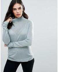 Vila Jersey Turtleneck Sweater