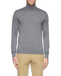 Nobrand Cashmere Turtleneck Sweater