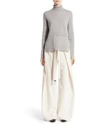 Proenza Schouler Patchwork Turtleneck Sweater