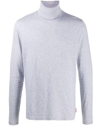 Acne Studios Roll Neck Long Sleeve T Shirt