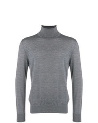 Z Zegna Roll Neck Sweater