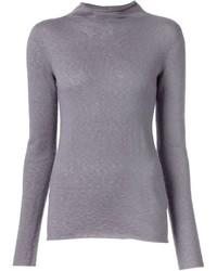 Rolled neck sweater medium 717300