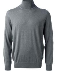 Salvatore Ferragamo Roll Neck Sweater