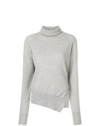 Zanone Side Slit Jumper