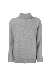 Incentive! Cashmere Turtle Neck Jumper