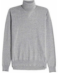 Golden Goose Deluxe Brand Turtleneck Pullover With Wool And Alpaca