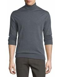 Ermenegildo Zegna Wool Turtleneck Sweater