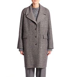 The Row Sonja Tweed Coat
