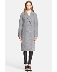 Alexander Wang T By Donegal Felt Quiled Nylon Reversible Car Coat