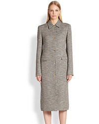 The Row Kirby Boucl Coat