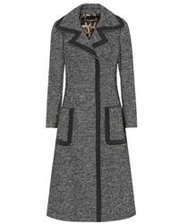 Dolce & Gabbana Tweed Coat
