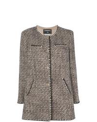 Chanel Vintage Tweed Coat