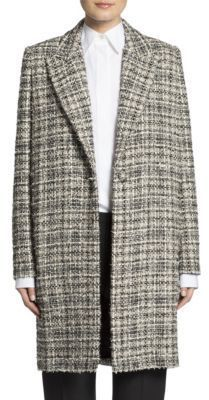 Lanvin Tweed Coat
