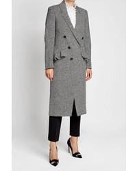 Burberry Wool Tweed Coat