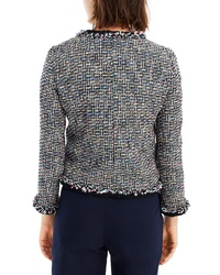 J.Crew Lady Metallic Tweed Jacket