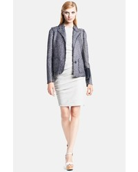 Lanvin Metallic Tweed Jacket