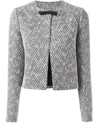 No.21 No21 Cropped Tweed Jacket