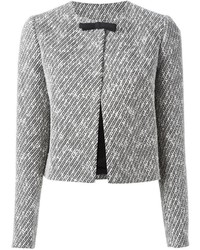 No21 cropped tweed jacket medium 347227