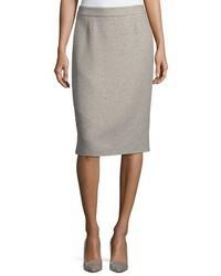 Ravas sequined tweed pencil skirt medium 4948665