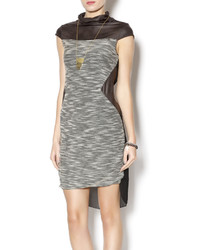 Leidiro architectural tweed dress medium 535423