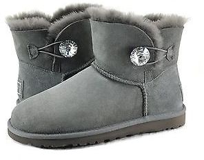 Mini Bailey Button Bling Booties pokaEXuRto
