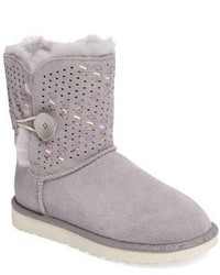 Ugg Bailey Button Tehuano Genuine Shearling Boot