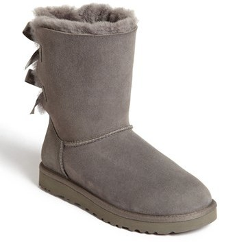 ... UGG Women's UGG 'Bailey Bow' Boot, Size 5 M - Brown