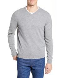 Nordstrom Men's Shop Cashmere V Neck Sweater