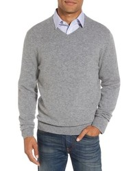 Nordstrom Men's Shop Cashmere V Neck Sweater