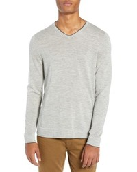 Nordstrom Signature Cashmere V Neck Sweater