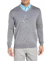 Peter Millar Crown V Neck Sweater