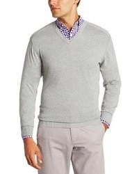 Cutter & Buck Broadview V Neck Sweater