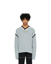 Eytys Grey Tucker Sweater