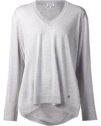 Kenzo Side Slit Sweater