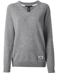 Marc by Marc Jacobs V Neck Sweater