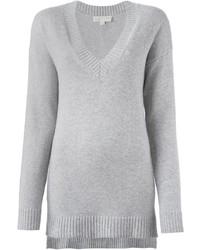 MICHAEL Michael Kors Michl Michl Kors V Neck Sweater