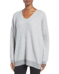 Eileen Fisher Recycled Cashmere Lambswool Sweater
