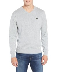 Lacoste Regular Fit V Neck Sweater