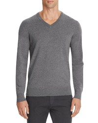 Theory Riland New Sovereign Slim Fit V Neck Sweater