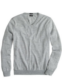 J.Crew Slim Merino Wool V Neck Sweater