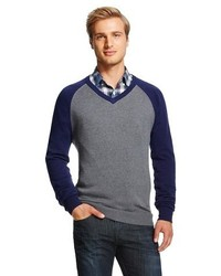 Merona Sweaters Light Grey Heather Tm