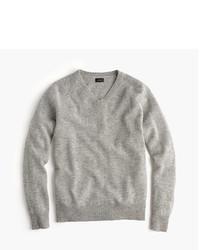 Tall lambswool v neck sweater medium 334819