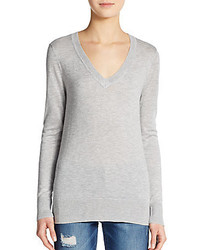 Splendid V Neck Sweater