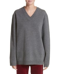 Wool cashmere sweater medium 5035275