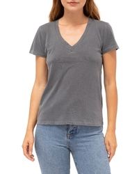 Stateside Brushed V Neck Tee