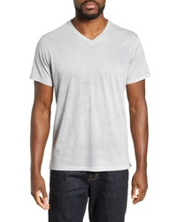Robert Barakett Campbell V Neck T Shirt